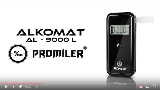 Alkomat AL-9000 LITE